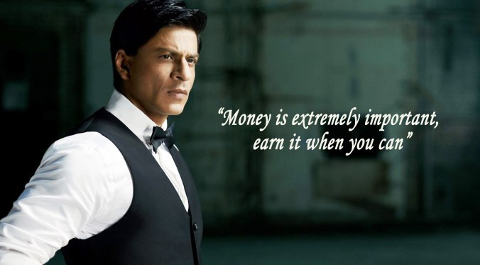 Money is extremely important, earn it when you can.