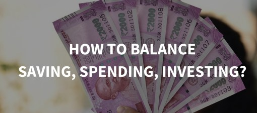 How to Find the Right Balance Between Saving, Investing & Spending