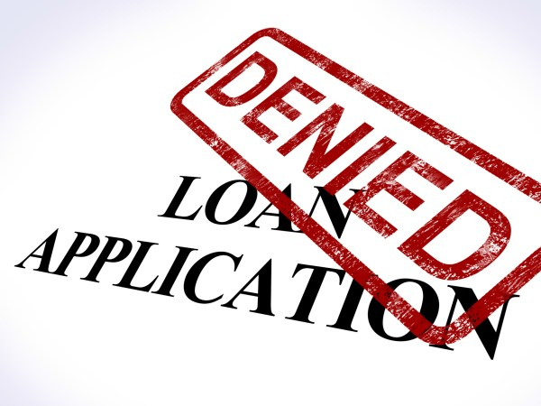 Unexpected Things Responsible for Rejection of a Loan Application