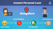 Instant Personal Loan in Bangalore