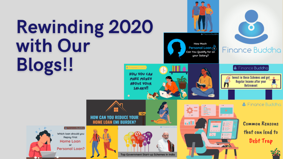 Rewinding 2020 with Our Blogs!!