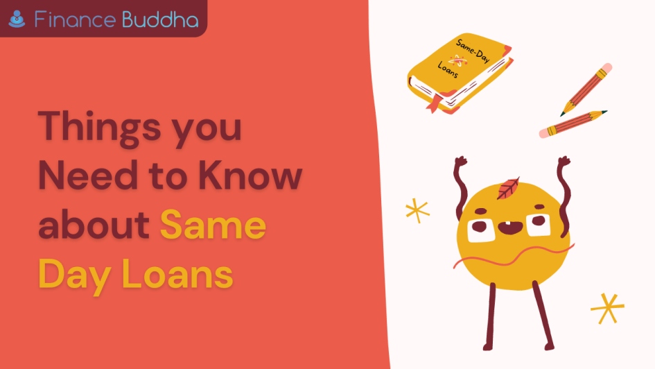 Things you Need to Know about Same Day Loans