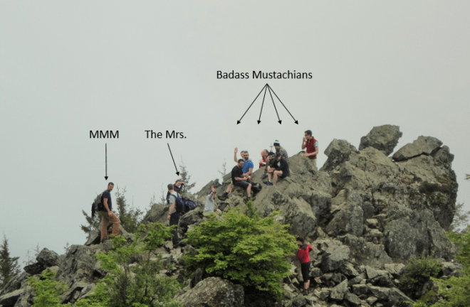 Top of Mt Si