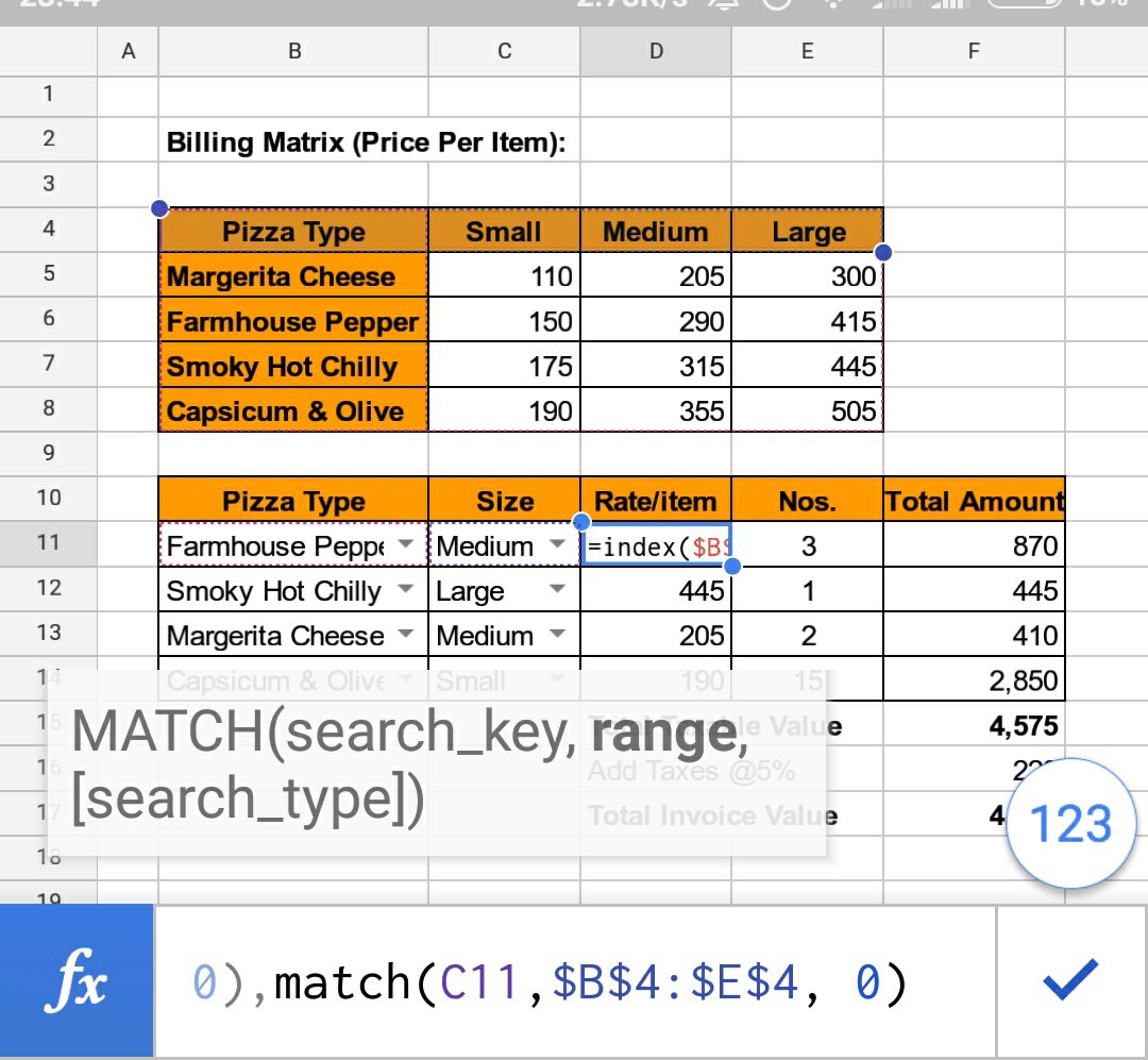 How To Use Index Amp Match Formula Together In Microsoft