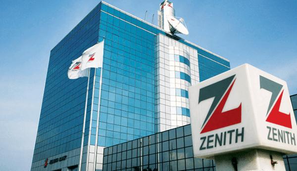 Zenitth Bank Plc building, open Zenith Bank account