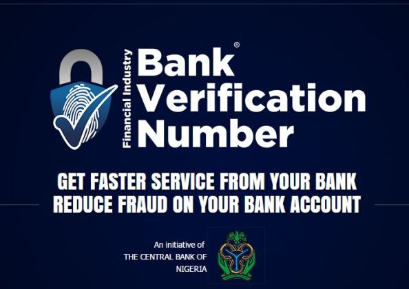 link BVN to account, picture of BVN logo