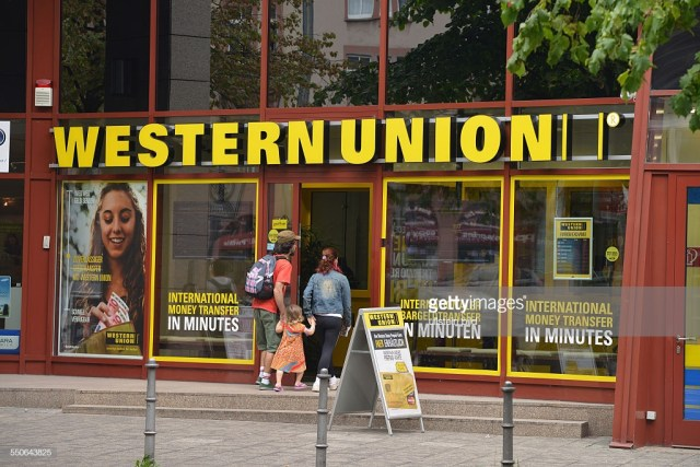 western union change receiver name