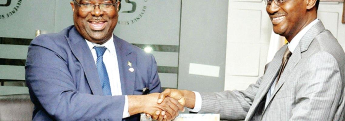 FIRS targets N5.3tr revenue