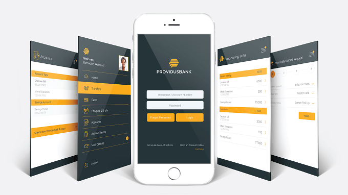 Providus bank app