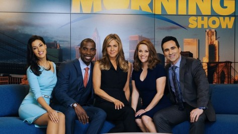Jennifer Aniston & Reese Witherspoon in The Good Morning Show S2 recensie op Apple TV Plus