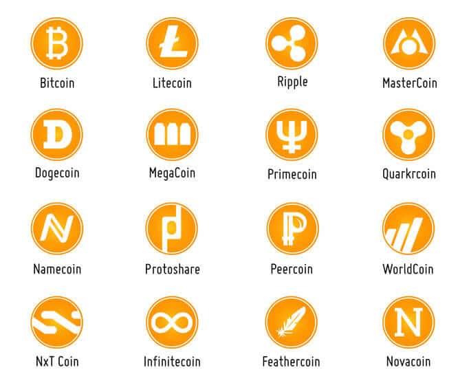 Catégorie crypto-monnaies