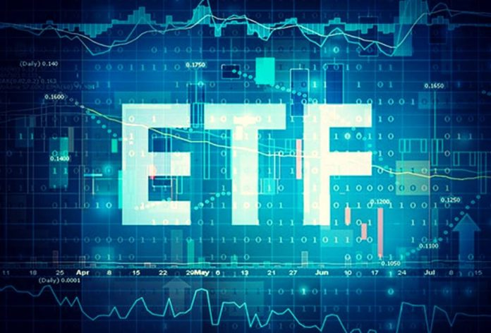 How much money is waiting for cryptocurrency etf