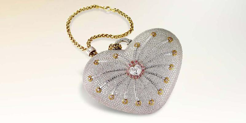 mouawad-diamond-purse- Top 10 Most Expensive Handbags of 2020