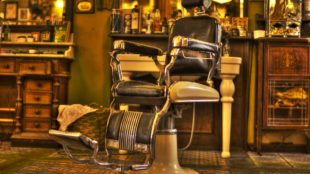 Barbier traditionnel