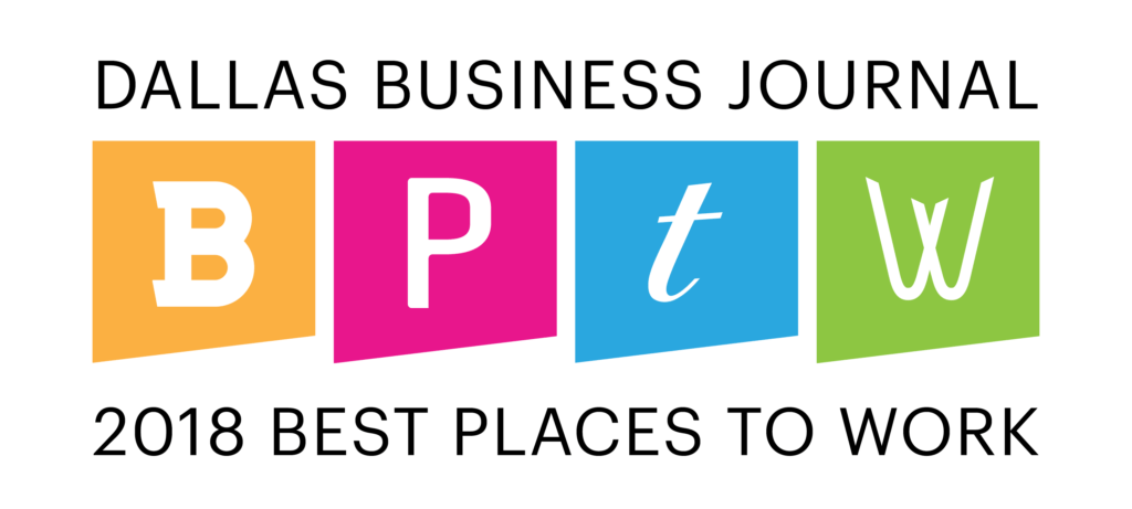 DBJ Best Places to work 2018