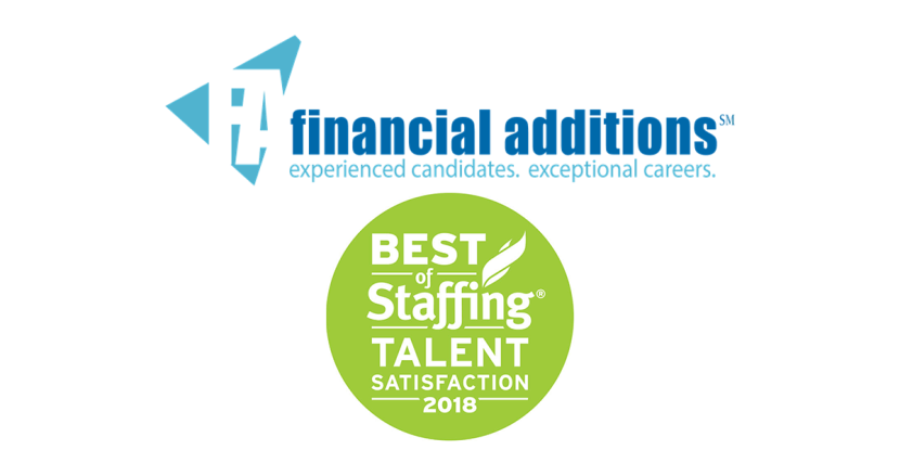 Financial Additions best of staffing