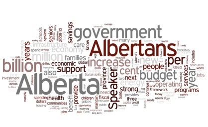 word-cloud-2009-alberta-budget