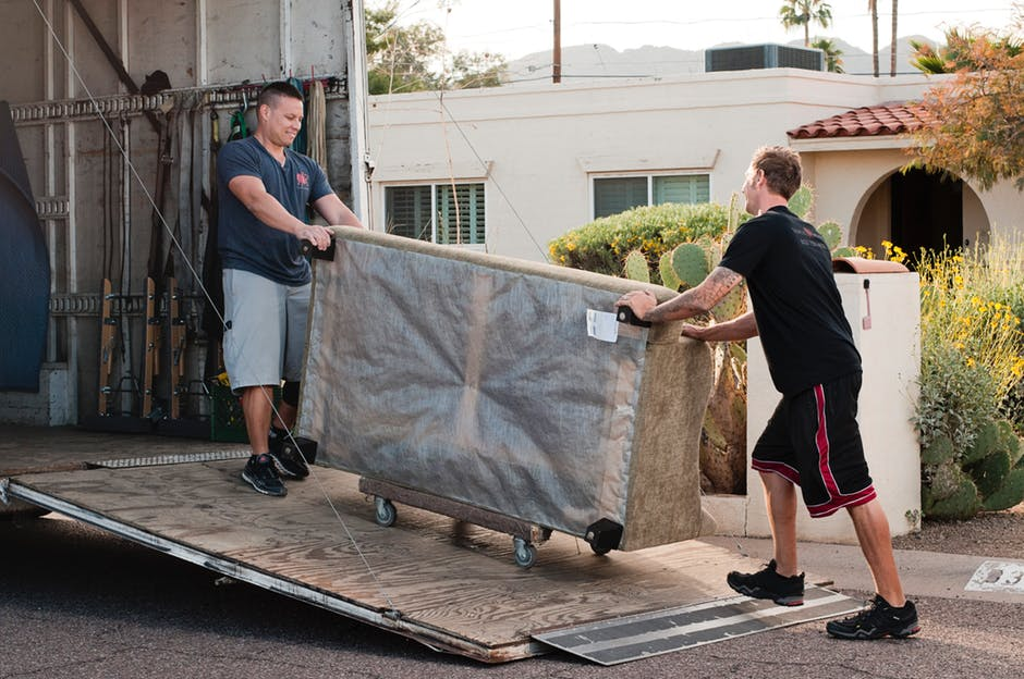 lessen moving costs