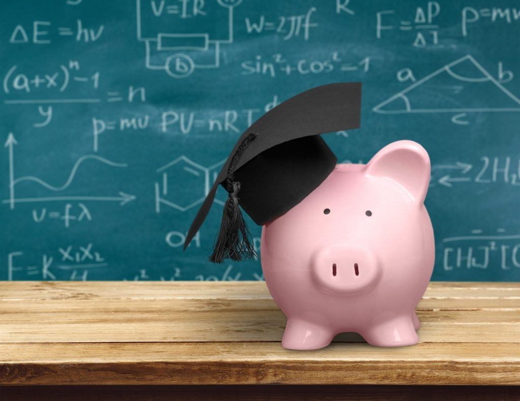 save for college starting now