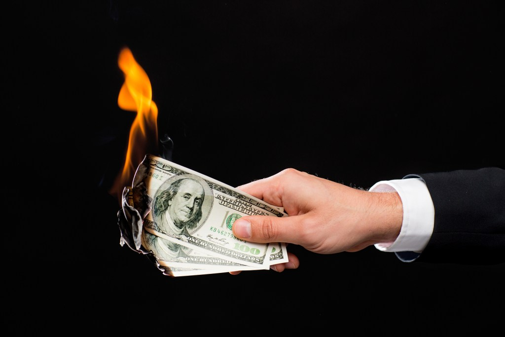 poor financial habits you need to lose
