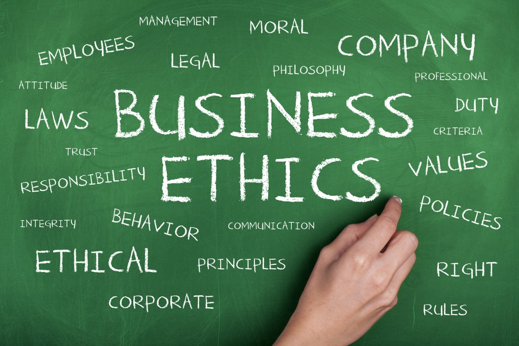 how to know if your business is running ethically & legally