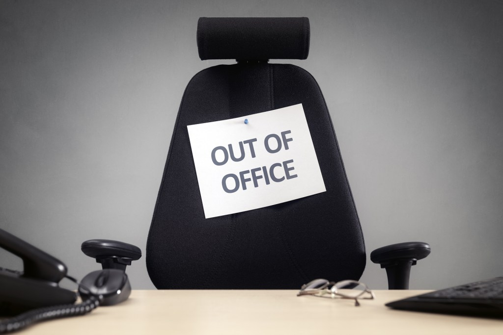Leave Of Absence: How To Manage Your Business When You're Away
