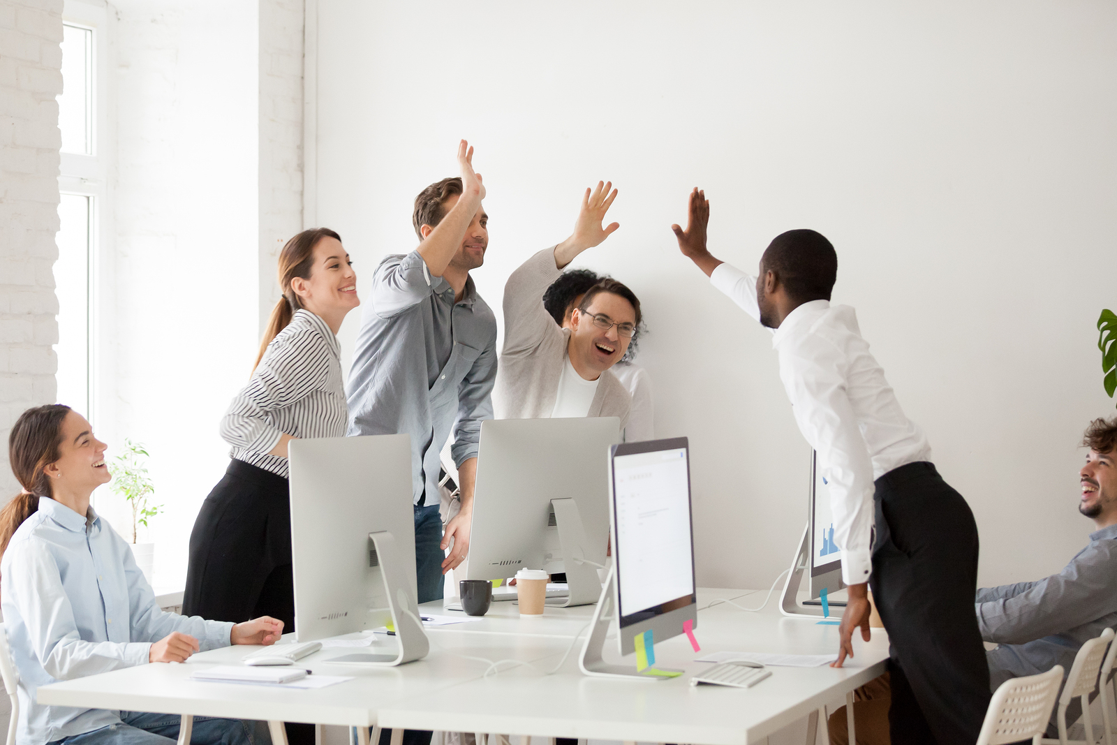 how can all your employees stay on the same page
