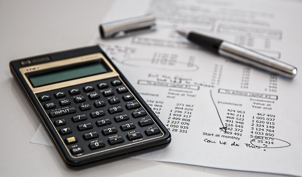 essentials for your business budget
