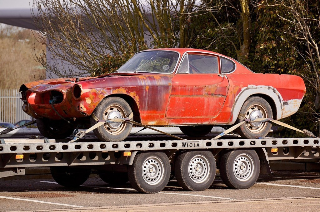 Trailer Types For Transporting Your Vehicle