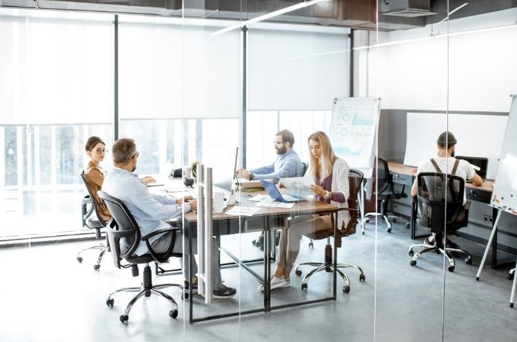How to Make Your Office Space Look More Modern