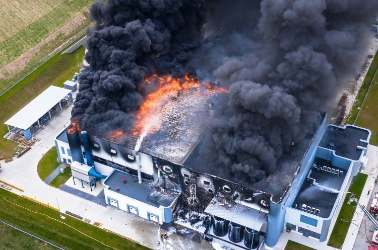 Best Ways To Prevent Fires in Your Warehouse