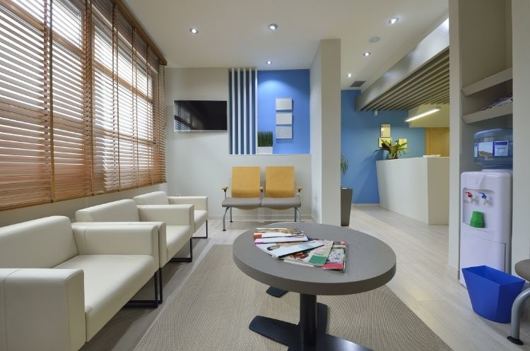Design Considerations for Your Company's Waiting Room