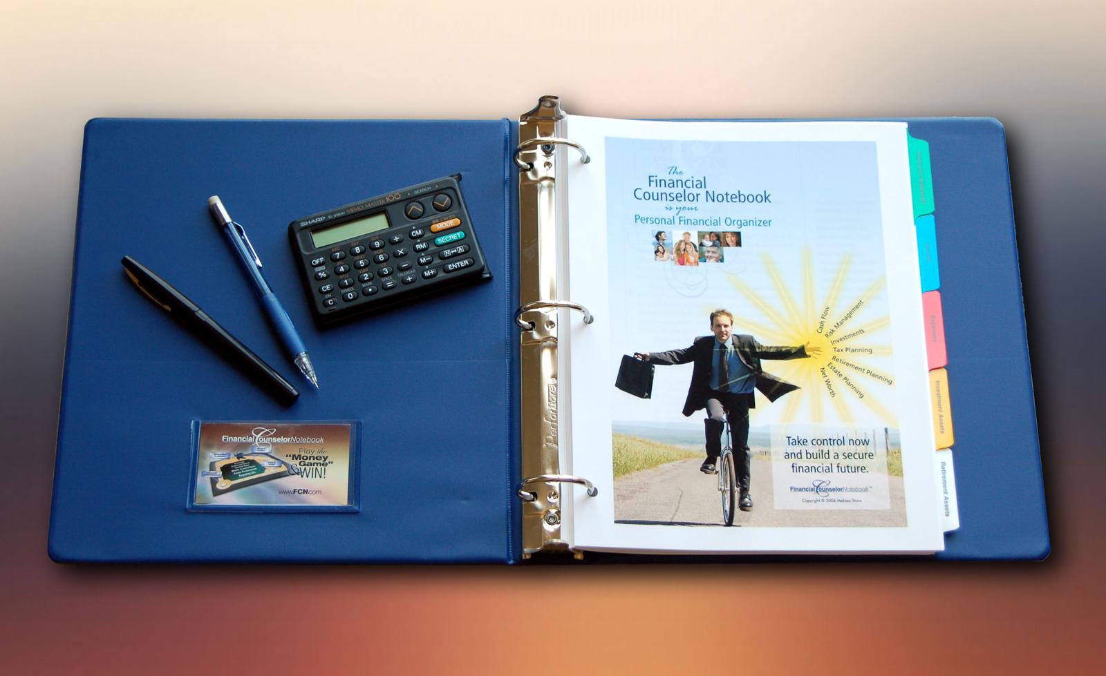 Financial Counselor Notebook