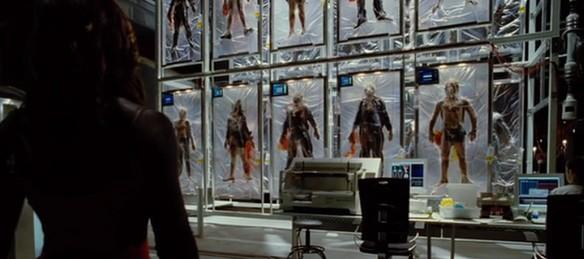 영화 Blade Trinity의 혈액농장이 나오는 장면