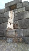 Some of the magnificent Inca stonework.