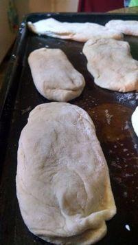 Hot Dog Buns for Baking