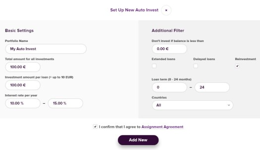 Swaper review auto invest financially free
