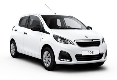 Peugeot 108 - Financially Free