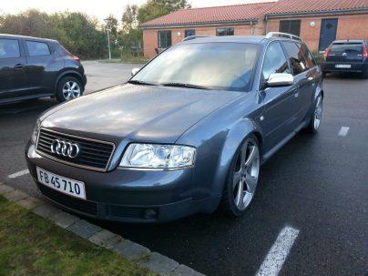 Audi A6 Avant - Financially Free