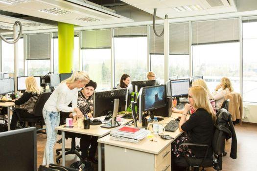 Bondora office