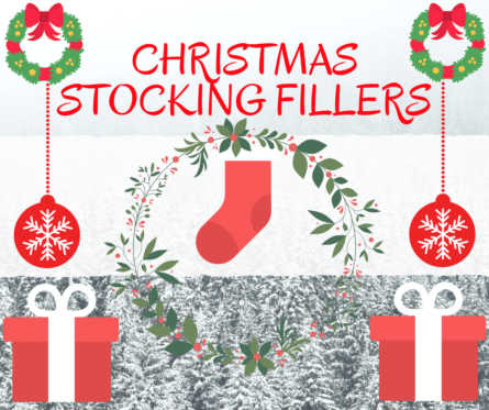 Christmas Stocking Fillers – that won't break the bank!