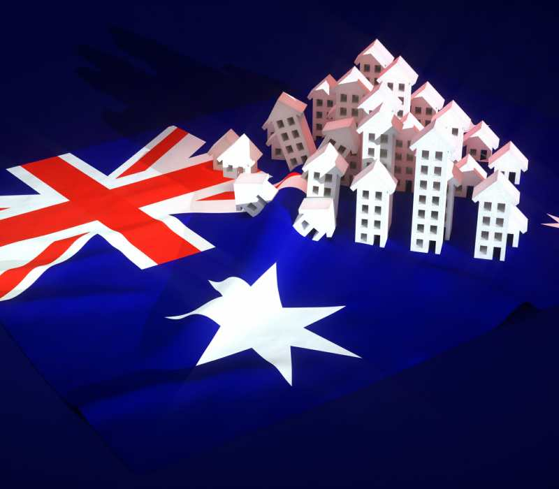 What are the risks of an Australian recession?