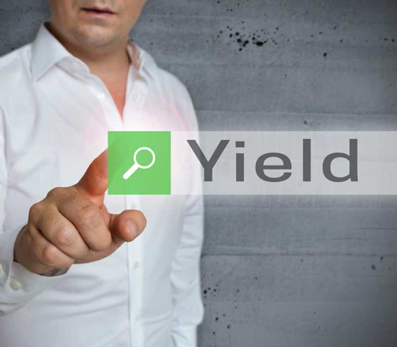 Where are we in the search for yield?