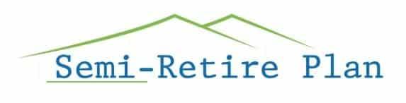 Logo from Semi-Retire Plan's Website