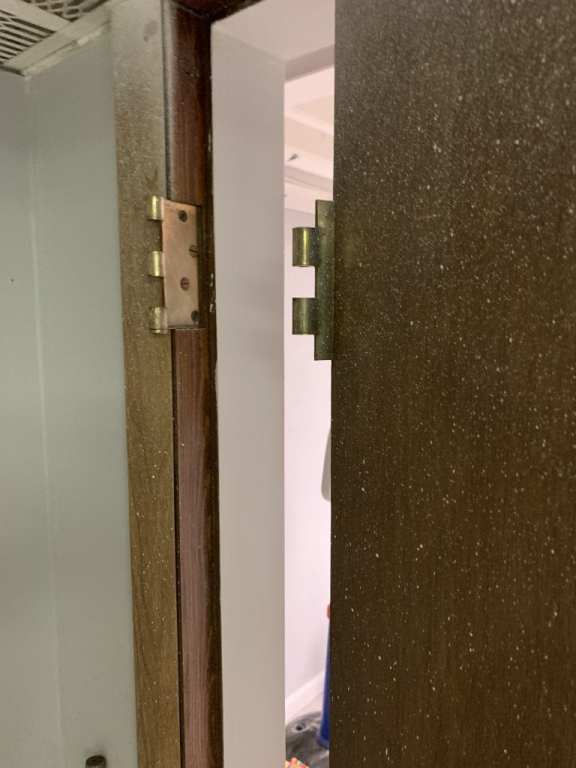 Update an old wood door