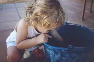 Pay Yourself First Using Buckets Not Budgets