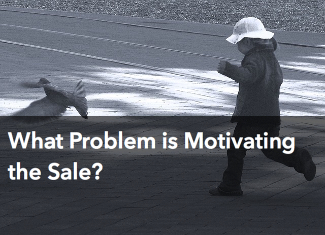 What Problem is Motivating the Sale