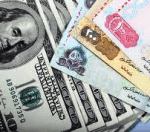 dollars + dirhams