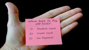 What Debt You Should Pay Off First