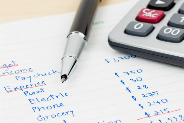 Categorize your Expenses | PERSONAL BUDGETING: TIPS FOR TRACKING YOUR EXPENSES